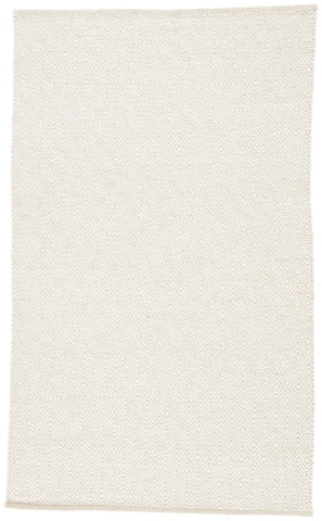 Sigrid SIG01 Shox White / Light Gray Rug