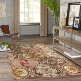 Tangier TAN 10 Multi Rug