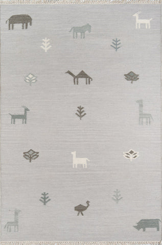 Thompson by Erin Gates THO-2 Grey Rug