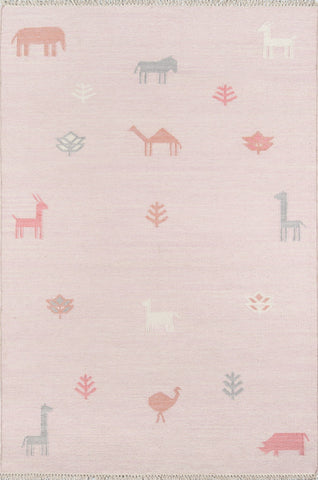 Thompson by Erin Gates THO-2 Pink Rug