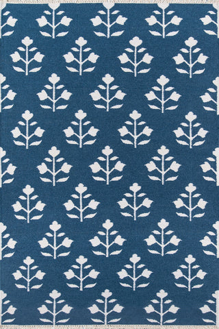 Thompson by Erin Gates THO-6 Navy Rug