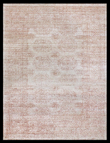 Triveni 5082 Dark Blush/Ivory Made To Order Rug
