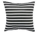 Veranda VER121 Shore Black/White Pillow