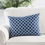 Veranda VER50 Hockley Blue/White Pillow