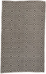 Waveny WAV01 Flume Black / Cream Rug