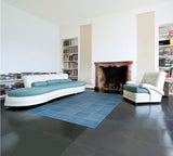 Westport WP31 Blue Rug