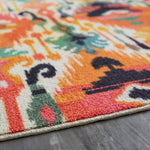Prismatic Hip Ikat Multi Z0086 A416 Rug