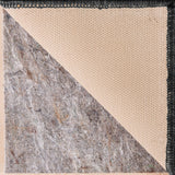 Prismatic Stacked Tile Charcoal Z0221 A248 Rug