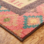 Prismatic On Cabin Time Multi Z0237 A416 Rug
