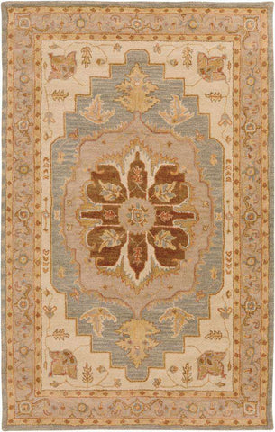 Middleton AWHR 2055 Gray, Neutral Rug