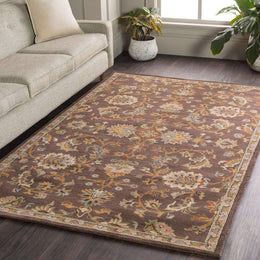 Middleton AWMD 1002 Brown, Brown Rug