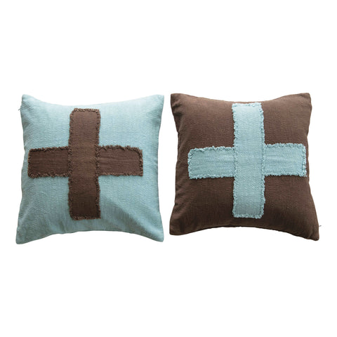 Shoreline Df3871A Multicolored Pillow