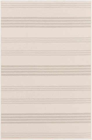 Breeze BRZ-2300 Ivory Rug Rectangle 2 x 2.92