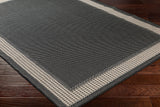 Breeze BRZ-2306 Black Rug
