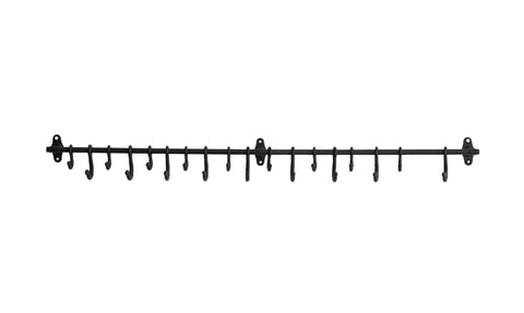 Thicket Df2856 Decorative Forged Metal Wall Rod Wall Hooks