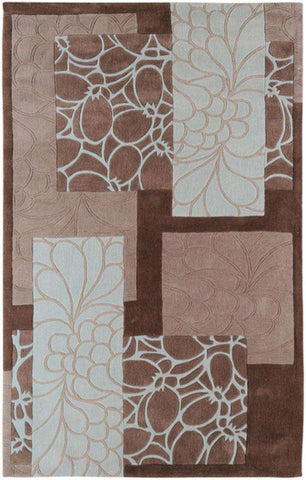 Cosmopolitan COS 8890 Blue Neutral Rug