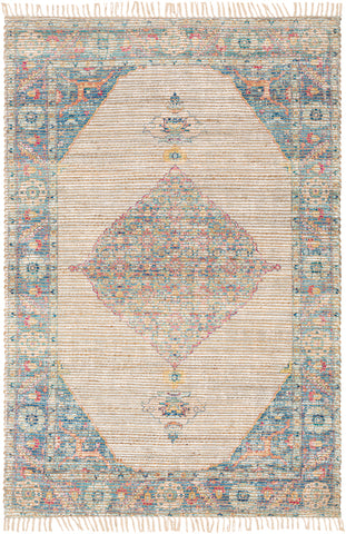 Coventry COV-2301 White Rug