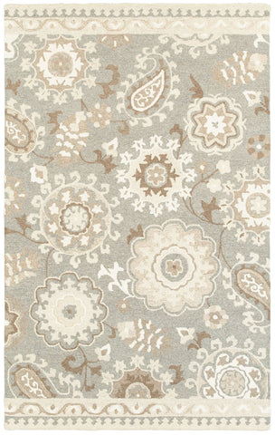 Craft 93003 Grey/ Sand Rug