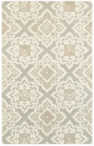 Craft 93004 Grey/ Sand Rug