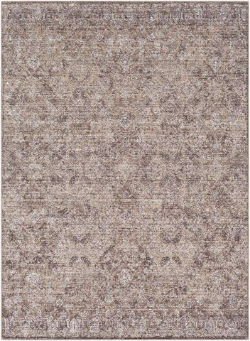 Crescendo CRC 1008 Brown, Brown Rug