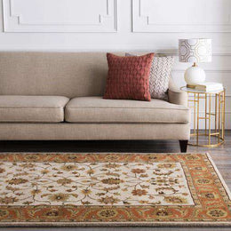 Crowne CRN 6004 Neutral Brown Rug