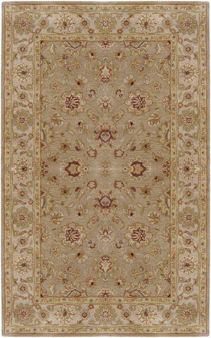 Crowne CRN 6010 Neutral Neutral Rug