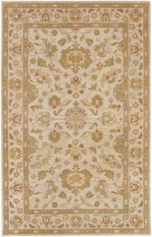 Crowne CRN 6011 Neutral Brown Rug