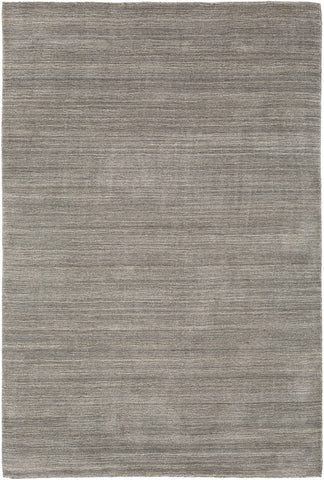 Costine CSE-1001 Charcoal Rug Rectangle 2 x 3