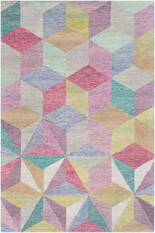 Cassini CSI 1003 Pink, Purple Rug