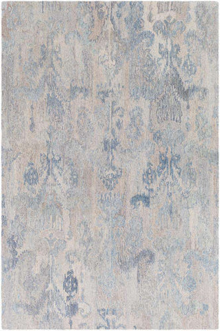 Cassini CSI 1006 Blue, Blue Rug