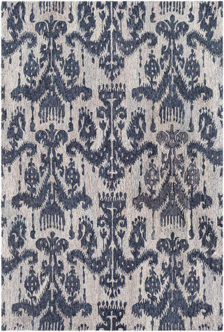 Cassini CSI 1007 Blue, Blue Rug