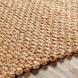 Curacao CUR-2300 Wheat Rug