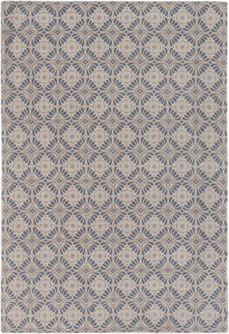 D'Orsay DOR 1011 Gray Neutral Rug