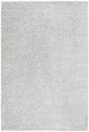 Deluxe Shag DXS-2302 Light Gray Rug