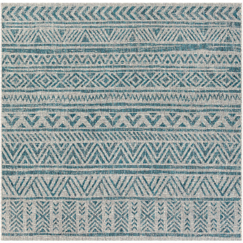 Eagean EAG 2307 Blue/Black Rug