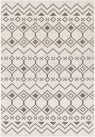 Eagean EAG-2339 White Rug Rectangle 2 x 2.92