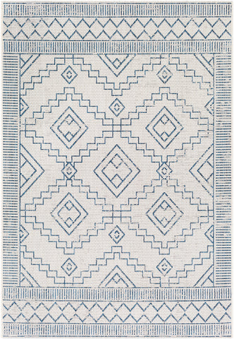 Eagean EAG-2343 Denim Rug Rectangle 2 x 2.92
