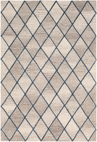 Eaton EAT-2301 Taupe Rug Rectangle 2 x 3