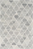 Eaton EAT-2302 Light Gray Rug