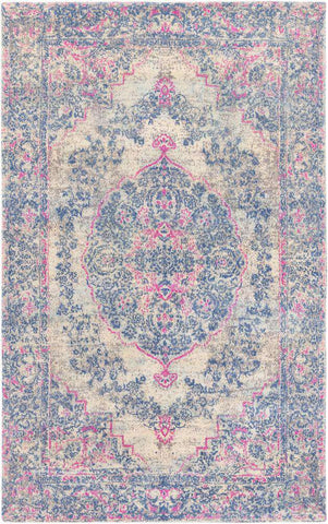 Edith EDT 1003 Neutral Blue Rug