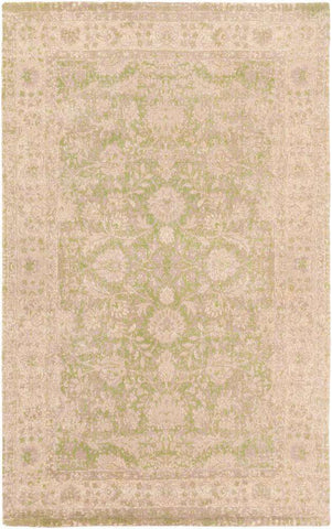 Edith EDT 1011 Neutral Green Rug