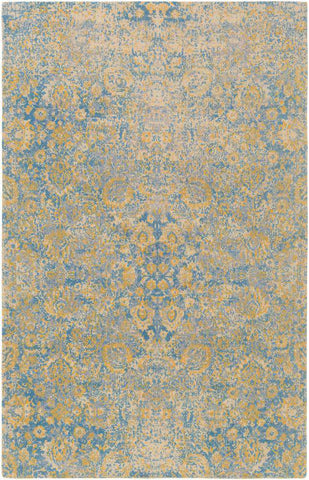 Edith EDT 1021 Neutral Blue Rug