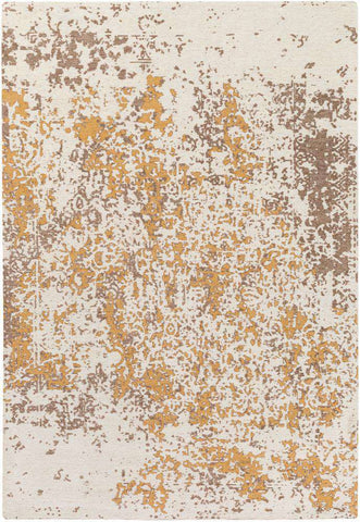Egypt EGT 3077 Yellow Rug