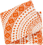 Ekena EKN-1000 Burnt Orange Throw Blanket