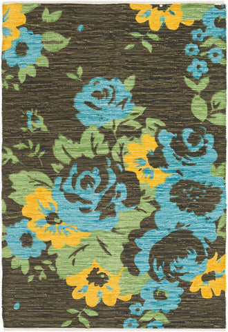 Elaine ELI 3089 Multi colored Rug