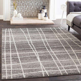Elaziz ELZ 2328 Black, Gray Rug