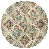 Empire 30j Ivory/ Gold Rug
