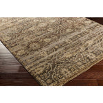 Empress EMS 7010 Brown Brown Rug