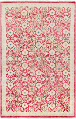 Empress EMS 7012 Red Neutral Rug
