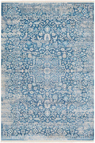 Ephesians EPC 2300 Blue, Yellow Rug